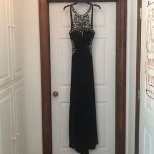 Size 8 Cache Prom Dress